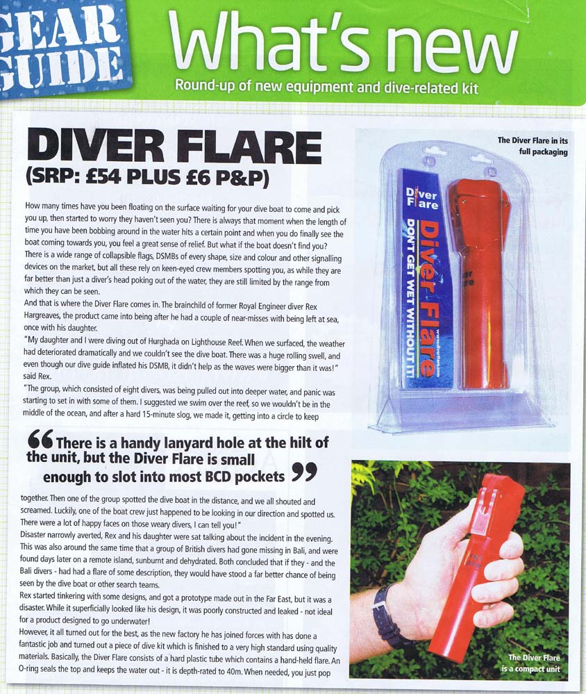 Sport Diver Review Pg1